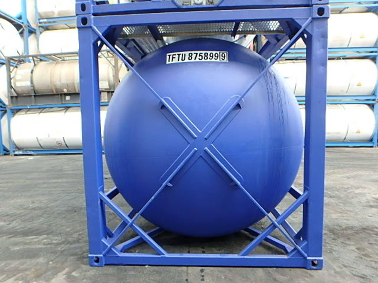 Used Iso Tank Containers for Sale - Tankformator
